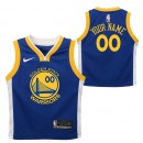 Golden State Warriors Nike Icon Replica Camiseta de la NBA - Personalizada - Niño En Madrid