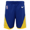 Golden State Warriors Nike Icon Replica Pantalones cortos - Niños Outlet Caspe