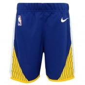 Golden State Warriors Nike Icon Replica Pantalones cortos - Niños Outlet Caspe