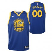Golden State Warriors Nike Icon Swingman Camiseta de la NBA - Personalizada - Adolescentes Baratas