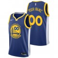 Golden State Warriors Nike Icon Swingman Camiseta de la NBA - Personalizada - Hombre Descuento