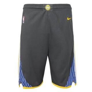 Golden State Warriors Nike Statement Swingman Pantalones cortos - Adolescentes Código De Descuento