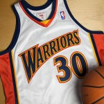 Golden State Warriors Stephen Curry #30 2009-10 Home Rookie Authentic Camiseta By Mitchell & Ness Ventas Baratas Aragón