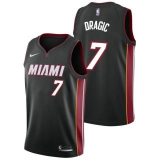 Goran Dragic - Hombre Miami Heat Nike Icon Swingman Camiseta de la NBA Madrid Tienda