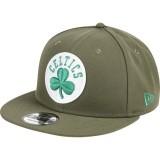 Gorra Boston Celtics New Era Khaki Stone Team Logo 9FIFTY Snapback Cap Ventas Baratas Mallorca