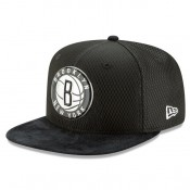Gorra Brooklyn Nets New Era 2017 Official On-Court 9FIFTY Snapback Cap En Madrid