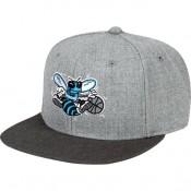 Gorra Charlotte Hornets Hardwood Classics Embroidered Logo Snapback Cap En Venta