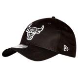 Gorra Chicago Bulls Monochrome Team Logo New Era 39THIRTY Stretch Fit Cap Ventas Baratas Canarias