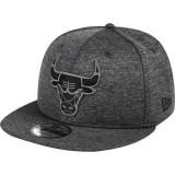 Gorra Chicago Bulls New Era Graphite Team Logo 9FIFTY Snapback Cap Descuento