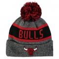 Gorra Chicago Bulls New Era Marl Pom Knit - Youth Ofertas