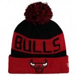 Gorra Chicago Bulls New Era Team Colour Knit Nuevo