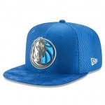 Baratas Gorra Dallas Mavericks New Era 2017 Official On-Court 9FIFTY Snapback Cap