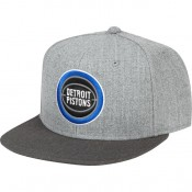 Gorra Detroit Pistons Hardwood Classics Embroidered Logo Snapback Cap Compra online