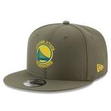 Gorra Golden State Warriors New Era Khaki Stone Team Logo 9FIFTY Snapback Cap Outlet Madrid