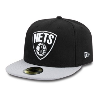 Gorra Gorra ajustada Brooklyn/New Camiseta Nets New Era 59FIFTY Outlet Caspe
