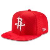 Gorra Houston Rockets New Era 2017 Official On-Court 9FIFTY Snapback Cap Sitio Oficial España