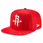 Gorra Houston Rockets New Era 2017 Official On-Court 9FIFTY Snapback Cap Sitio Oficial España