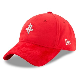Gorra Houston Rockets New Era 2017 Official On-Court 9TWENTY Adjustable Cap Ventas Baratas Galicia
