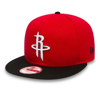 Gorra Houston Rockets New Era Basic 9FIFTY Snapback Cap Outlet Bonaire