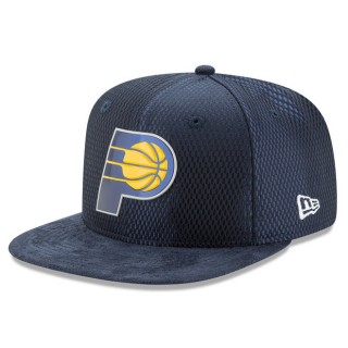 Tienda Gorra Indiana Pacers New Era 2017 Official On-Court 9FIFTY Snapback Cap