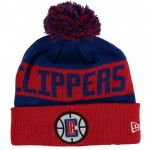 Gorra LA Clippers New Era Team Colour Knit En Venta