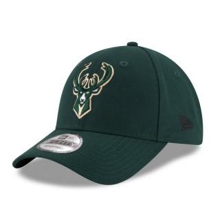 Moda Gorra Milwaukee Bucks New Era The League 9FORTY Adjustable Cap