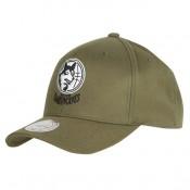 Gorra Minnesota Timberwolves Hardwood Classics Olive Team Logo Snapback Cap Outlet Alcorcon