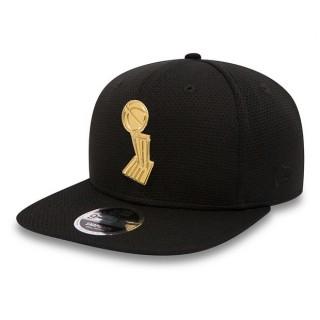 Gorra NBA New Era Larry O Brien Trophy 9FIFTY Snapback Cap - Hombre Barcelona