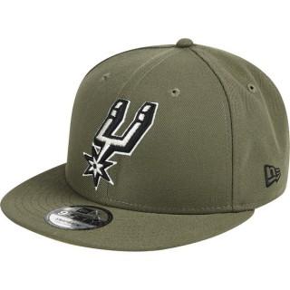 Gorra San Antonio Spurs New Era Khaki Stone Team Logo 9FIFTY Snapback Cap Ventas Baratas Aragón