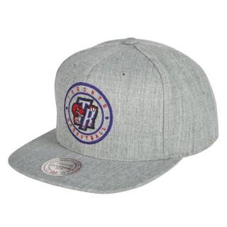Oficiales Gorra Toronto Raptors Hardwood Classics Circle Patch Snapback Cap