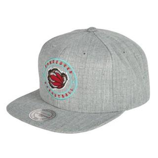 Gorra Vancouver Grizzlies Hardwood Classics Circle Patch Snapback Cap Ofertas