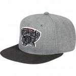 Gorra Vancouver Grizzlies Vancouver Grizzlies Hardwood Classics Embroidered Logo Snapback Cap Barcelona Tiendas