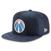 España Gorra Washington Wizards New Era 2017 Official On-Court 9FIFTY Snapback Cap