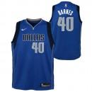 Harrison Barnes - Adolescentes Dallas Mavericks Nike Icon Swingman Camiseta de la NBA Baratos