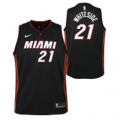 Hassan Blancoside - Adolescentes Miami Heat Nike Icon Swingman Camiseta de la NBA España
