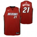 Hassan Blancoside - Adolescentes Miami Heat Nike Statement Swingman Camiseta de la NBA Barcelona Precio