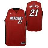 Hassan Blancoside - Adolescentes Miami Heat Nike Statement Swingman Camiseta de la NBA Barcelona Precio