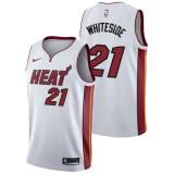 Hassan Blancoside - Hombre Miami Heat Nike Association Swingman Camiseta de la NBA al Mejor Precio
