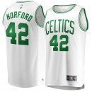 Hombre Boston Celtics Al Horford Fanatics Branded Blanco Fast Break Camiseta Madrid Tienda
