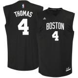Hombre Boston Celtics Isaiah Thomas Negro Chase Fashion Camiseta Sitio Oficial España