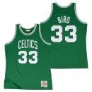 Hombre Boston Celtics Larry Bird Hardwood Road Classics Swingman Camiseta al Mejor Precio