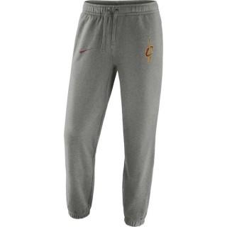 Nuevo Hombre Cleveland Cavaliers Gris Club Fleece Pantalones
