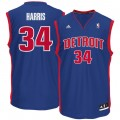 Hombre Detroit Pistons Tobias Harris Royal Road Camiseta Outlet España