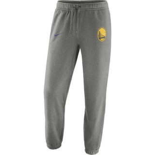Hombre Golden State Warriors Gris Club Fleece Pantalones Ventas Baratas