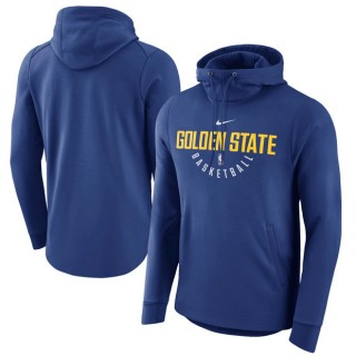 Hombre Golden State Warriors Royal Practice Pullover Performance Capucha Madrid Online