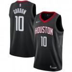 Hombre Houston Rockets Eric Gordon Negro Swingman Camiseta Statement Edition Venta a Precios Más Bajos