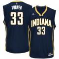 Hombre Indiana Pacers Myles Turner Armada Road Camiseta Compras En Línea