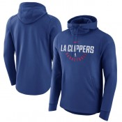 Hombre LA Clippers Royal Practice Pullover Performance Capucha Outlet Bonaire