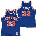 Hombre New York Knicks Patrick Ewing Hardwood Classics Road Swingman Camiseta Ventas Baratas Aragón