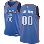 Hombre Oklahoma City Thunder Azul Swingman Camiseta Personalizada Venta españa